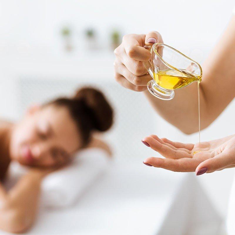 Masaże relaksacyjne iterapeutyczne